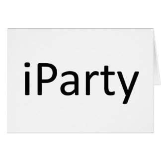 iParty Cards