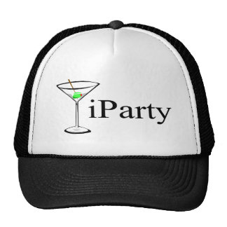 iParty (Martini) Hats
