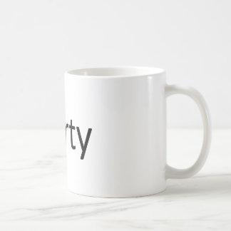 iParty Coffee Mugs