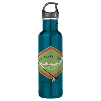 IPCAS Electric Blue Water Bottle