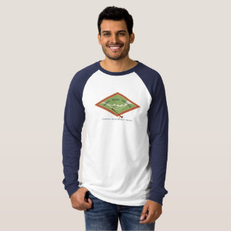 IPCAS Men's Raglan T-Shirt