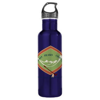 IPCAS Stainless Steel Blue Water Bottle