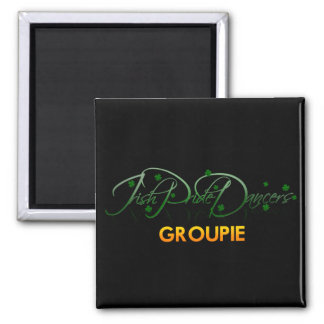 IPD Shamrock Groupie Magnet