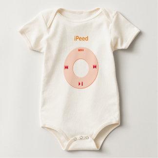 Ipeed Baby Bodysuit