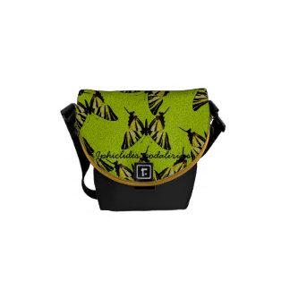 Iphiclides podalirius messenger bag