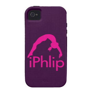iPhlip iPhone Case Gymnastics Case For The iPhone 4
