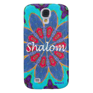 iPhone3 Speck Case Kaleidoscope Shalom Galaxy S4 Cover