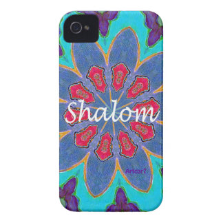 iPhone4/4S Case-Mate ID Kaleidoscope Shalom iPhone 4 Covers