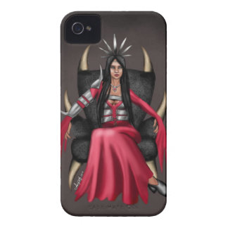 """iPhone4 case featuring """"Temptress"""" Angie Muller iPhone 4 Case-Mate Case"""