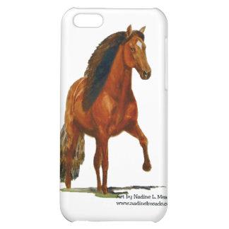 iPhone4 Case, Red Peruvian Paso iPhone 5C Cover