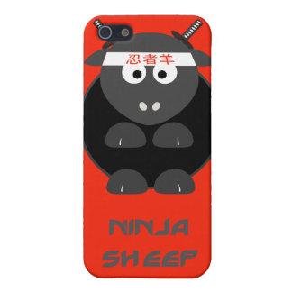 iPhone4 Ninja Sheep Red iPhone 5 Case