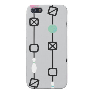 iPhone4 Speck Case Bowling Stripes Case For iPhone 5