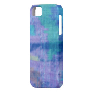 iphone4-Textile Blue Silk iPhone 5 Covers