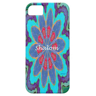 iPhone5 Barely There Case Shalom Mandala V iPhone 5 Cases