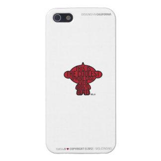 iPhone5 Case PANDA J9 Shillouette iPhone 5 Case