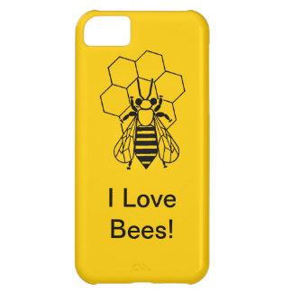 iPhone5 CM/BT - I love Bees! iPhone 5C Case