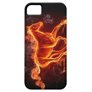 IPHONE5 FIRE HORSE CASE COVER