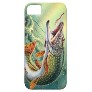 IPHONE5 PIKE FISHING CASE