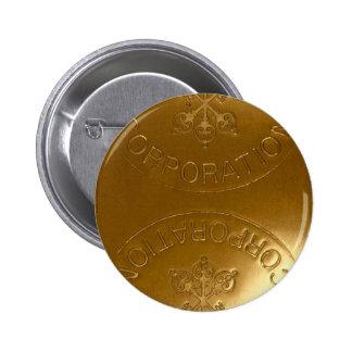 iPhone5 Swiss Bank Gold Bar case Pinback Buttons