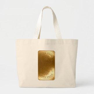 iPhone5 Swiss Bank Gold Bar case Bags