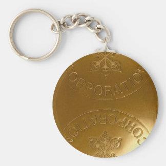 iPhone5 Swiss Bank Gold Bar case Key Chain