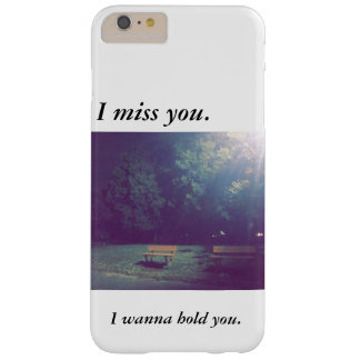 iPhone6/6s case (Japanese view printed) - Lonely - Barely There iPhone 6 Plus Case