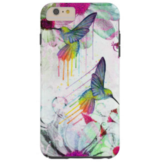 Iphone6 HummingBirds Tough iPhone 6 Plus Case