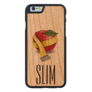 iPhone6 Slim Apple Case - SRF Carved® Cherry iPhone 6 Case