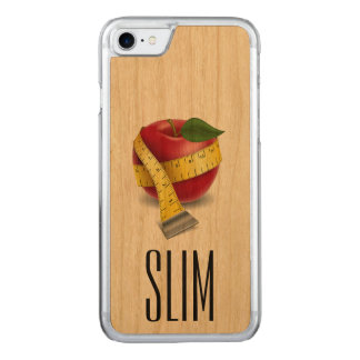 iPhone6 Slim Apple - SRF Carved iPhone 7 Case