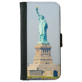 iPhone6 Wallet Case - Statue of Liberty, New York iPhone 6 Wallet Case
