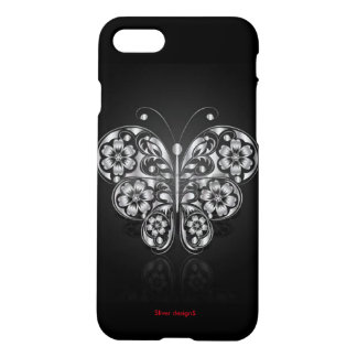Iphone7 Case-Butterfly,simple,elegant iPhone 8/7 Case