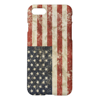 iPhone7 case with flag of USA