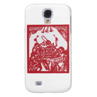 iPhone 3 Skin Samsung Galaxy S4 Cases