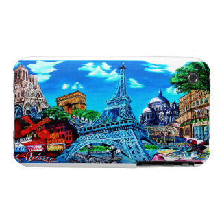 iphone 3G/3Gs, Barely There Paris mobile phone cov Case-Mate iPhone 3 Case