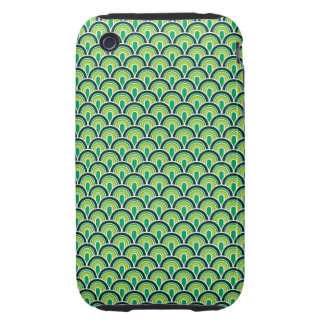 iPhone 3G/3GS Case Fabric Texture Retro Style Tough iPhone 3 Case