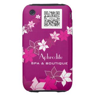 iPhone 3G/3Gs Case Template Aphrodite Spa iPhone 3 Tough Case