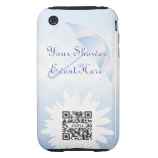 iPhone 3G 3Gs Case Template Bridal Shower Tough iPhone 3 Covers