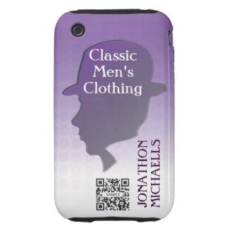 iPhone 3G/3Gs Case Template Men's Fashions Tough iPhone 3 Case