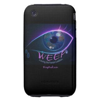 IPhone 3G/3GS Case Tough -WEEP Tough iPhone 3 Case
