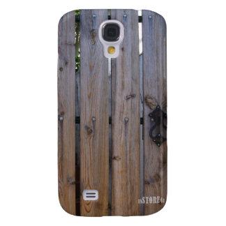 iPhone 3G/3GS Case - Wooden Door