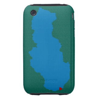 iPhone 3G/3GS covering iPhone 3 Tough Case