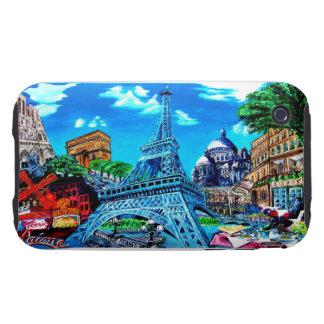 iphone 3G/3Gs Tough Paris mobile phone cover iPhone 3 Tough Case