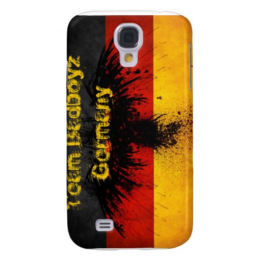 iPhone 3g Germany Grunge phone cover Samsung Galaxy S4 Covers