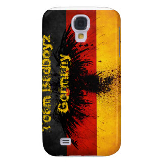 iPhone 3g Germany Grunge phone cover Galaxy S4 Case