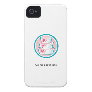 iPhone 4/4s  cake case