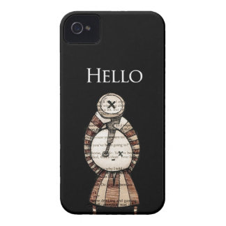 iPhone 4/4S Case 'Hello...'