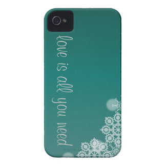 iPhone 4/4S Case in Gorgeous Turquoise