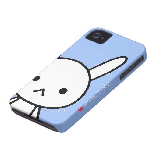 iPhone 4/4S Case - Rabbit iPhone 4 Case-Mate Case