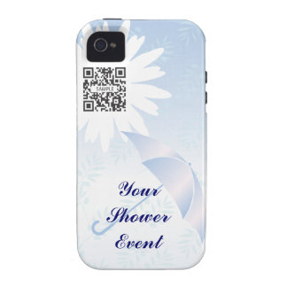 iPhone 4/4s Case Template Bridal Shower