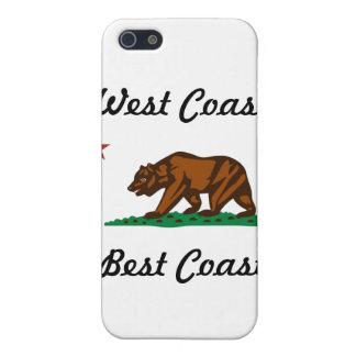 iPhone 4/4S Case: West Coast Best Coast